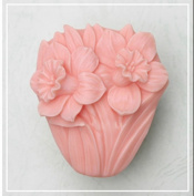 Daffodil 50104 Craft Art Silicone Soap mould Craft Moulds DIY Handmade soap moulds