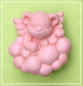 Cute 50076 Craft Art Silicone Soap mould Craft Moulds DIY Handmade soap moulds