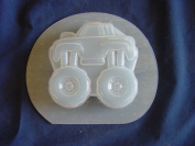 Monster Mud Raised Truck Soap or Plaster Mould Qty-2 4755