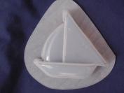 Sail Boat Soap Mould Qty-2 4750