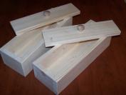 2 Wood Wooden Soap Mould to Make 4-5lb Loaf