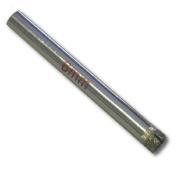 "6mm (1/4"") CORE DRILL BIT DIAMOND COATED Jagged Edge"