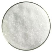 Translucent White Opal Medium Frit - 90 Coe