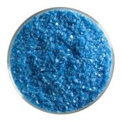 150ml Egyptian Blue Opal Frit - Medium - 90 Coe