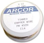 14 Ga Pre-Tinned Wire - 120ml