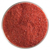 Deep Red Opal Fine Frit, 150ml - 90 Coe