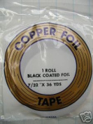 Edco 7/32 Black Backed Copper Foil