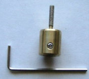 0.3cm Stained Glass Grinder Head Bit Quality Brass Core