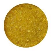 Yellow Transparent Medium Frit, 250ml - 96 Coe