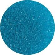 250ml Blue Topaz Transparent Fine Frit - 96 Coe