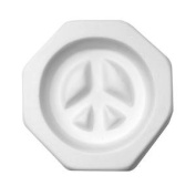 Peace Sign Jewellery Mould