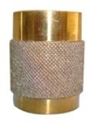 2.5cm Fast Coarse Grit Diamond Stained Glass Grinder Head Bit Quality Brass Core