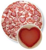 Red Heart Millefiori - 90 Coe