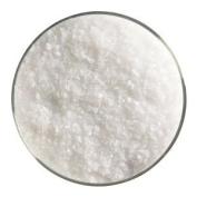 1 Lb White Opal Medium Frit - 90 Coe