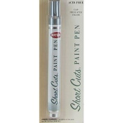 Krylon Division Short Cuts Chrome Hobby Craft Paint Pens SCP-902 - Pack of 6