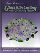 Glass Kiln Casting With Colour De Verre