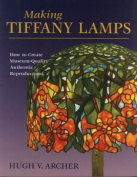 Making Tiffany Lamps