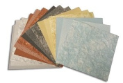Urban Assortment Fusible Paper - Fifteen 13cm Sheets