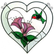 Pre-Cut Hummingbird Bevel Heart Kit