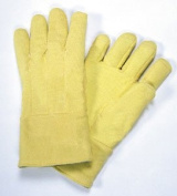 High Heat Kevlar Gloves - 36cm Length