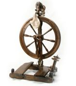Kromski Sonata Spinning Wheel With Carry Bag