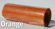 Orange - 15cm x 10Y Glitter Tulle Roll or Spool