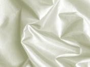 Ivory Silky Habutae Lining Fabric 150cm By the Yard