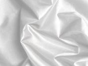 White Silky Habutae Lining Fabric 150cm By the Yard