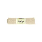 Fabric Editions NOM147663 Burlap, 46cm x 60cm , Oyster