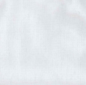 110cm Wide Solid Flannel White Fabric By The Yard
