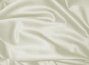 Ivory Peau Di Soie Bridal Satin Fabric 150cm By the Yard