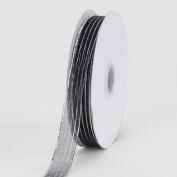 Black Corsage Ribbon 1cm 50 Yards