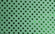 Sequin Small Dots Kelly Green Fabric 110cm Wide Fabric By the Yard