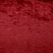 Wine Crushed Velvet Dress Fabric - per metre