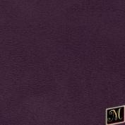 Genuine Vintage Suede Fabric By The Yard - 150cm Wide - Aubergine