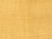 120cm Wide Mustard Colour Jute Burlap Fabric By The Yard
