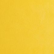 Vinyl Yellow Fabric