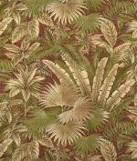 Tommy Bahama Outdoor Bahamian Breeze Cinnamon Fabric - by the Yard
