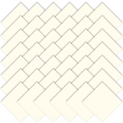 Moda Bella Solids Natural 9900-12 Charm Pack 13cm Quilt Squares