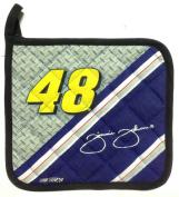 LOWE's Jimmy Johnson #48 NASCAR Pot Holder