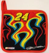 DUPONT Jeff Gordon #24 NASCAR Pot Holder