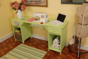 Arrow Cabinet 1004 Olivia Sewing Cabinet, Green