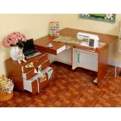 Kangaroo Kabinets Kangaroo & Joey Sewing Cabinet with Free Chair