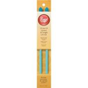 Boye 25cm Plastic Single Point Knitting Needles