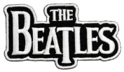 The Beatles Band Embroidered iron-on/sew-on patch