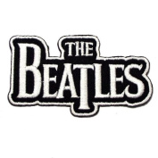 The Beatles music band Embroidery iron-on patch