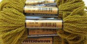 Paternayan Needlepoint 3-ply Wool Yarn-Colour-750-Old Gold