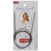 "Deborah Norville Fixed Circular Needles 47""-Size 0/2.0mm"