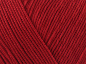 Patons 100% cotton 4 ply - red