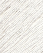 Tahki Cotton Classic Yarn (3001) White By The Each
